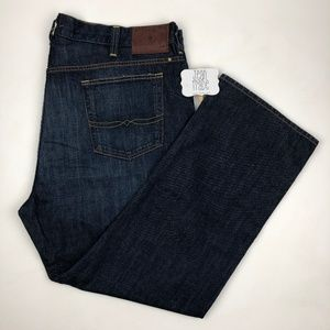 NWOT Lucky Brand 181 Relaxed Straight Jean
